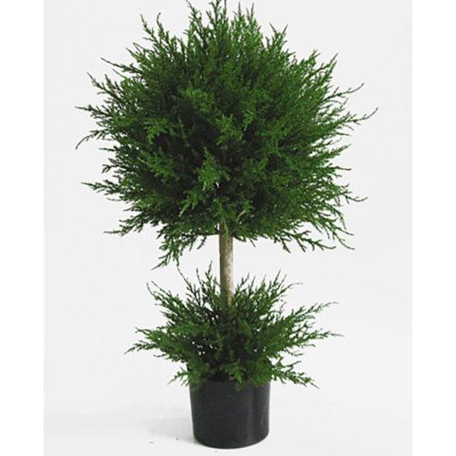Cypressus Ø40 cm, lang stamme
