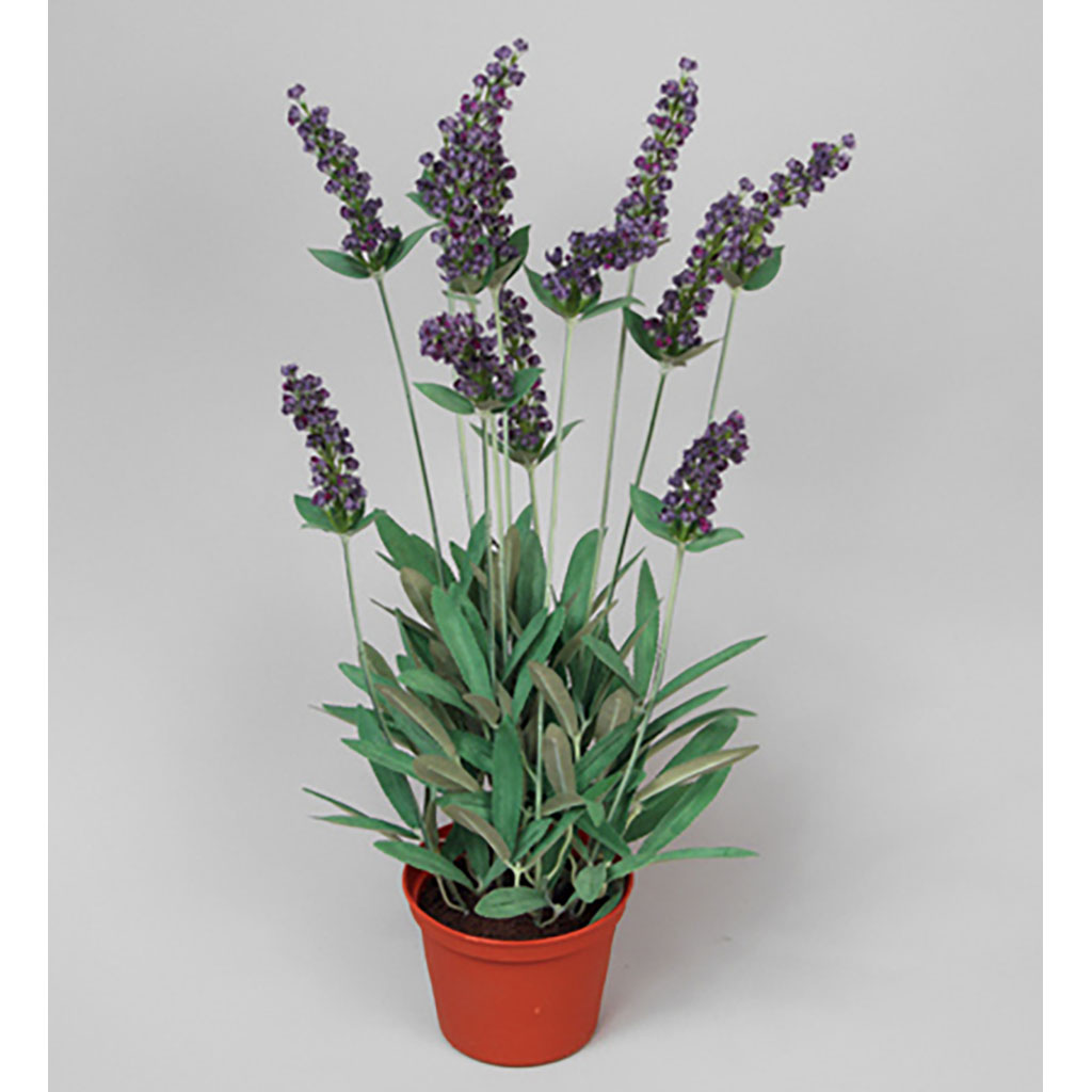Lavendel - lilla 46 cm