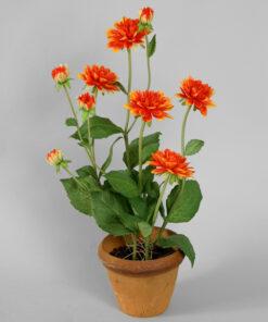 Dahlia Orange 35 cm